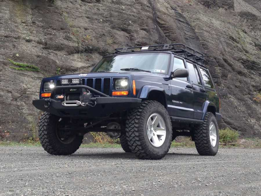 2001 jeep cherokee xj headliner replacement dirty dave s garage